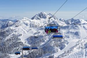 Skiurlaub Winterurlaub neue Liftanlagen
