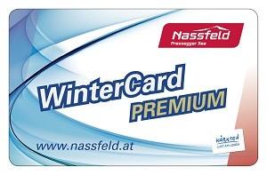 Logo Nassfeld Wintercard