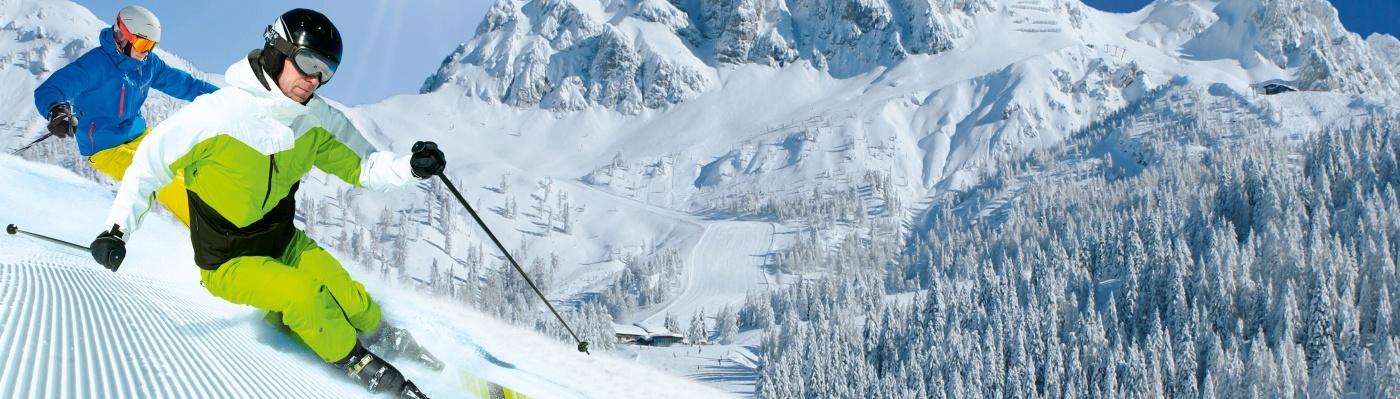 Größtes Skigebiet in Kärnten