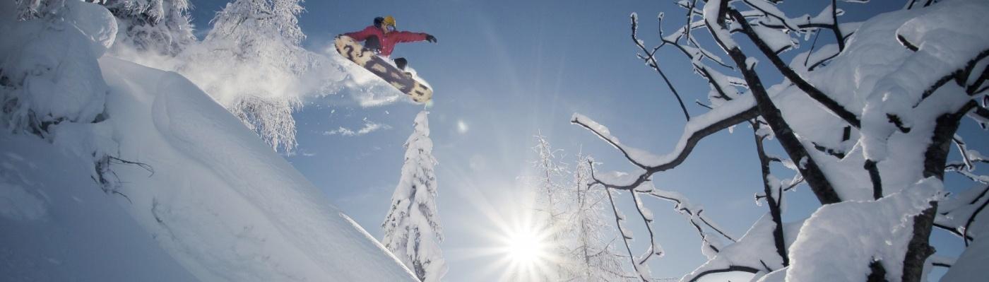 Ihr Skiurlaub am Nassfeld
